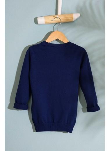 U.S.Polo Assn. Triko Mavi